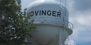 water tower small