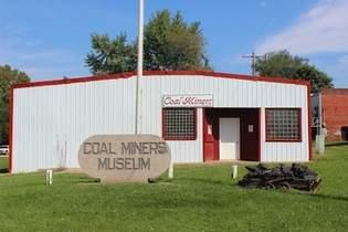 coal miners museum